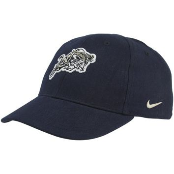 Nike Navy Midshipmen Toddler Classic Adjustable Hat - Navy Blue - http://www.shareasale.com/m-pr.cfm?merchantID=7124&userID=1042934&productID=528463933 / Navy Midshipmen