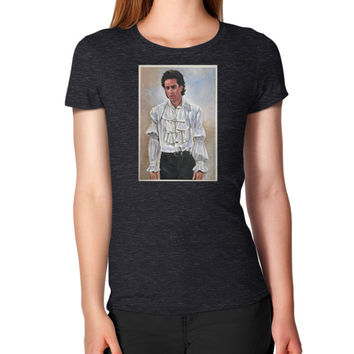 Jerry Seinfeld Puffy Women's T-Shirt