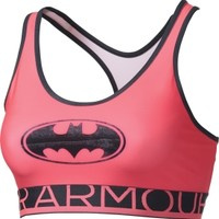 Under Armour Women's Power In Pink Alter Ego Batgirl Sports Bra | DICK'S Sporting Goods