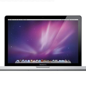 Apple MacBook Pro MC373LL/A 15-inch Laptop (OLD VERSION)