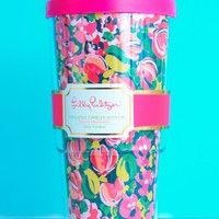 Lilly Pulitzer Insulated Tumbler-Wild Confetti
