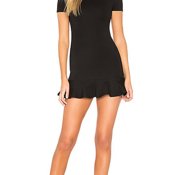 Lovers + Friends Shelly Mini Dress in Black | REVOLVE