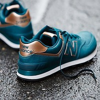 New Balance Womens Metal Trainer