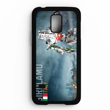 Pacific Rim Italy Girolamo Samsung Galaxy S5 Mini Case