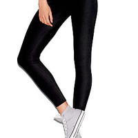 Logo Waistband Legging - PINK - Victoria's Secret