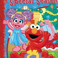 Sesame Street A Special Season with Elmo Jumbo Coloring & Activity Book