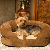 Ortho Bolster Dog Bed – Small