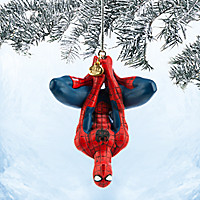 Spider-Man Sketchbook Ornament