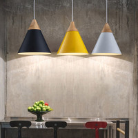 Triangular Modern Pendant Lighting