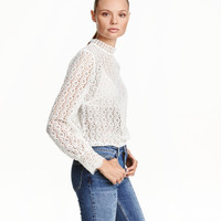 H&M Lace Blouse $49.99