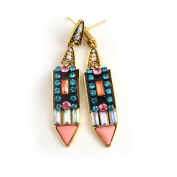 Fashion Tribe Earrings