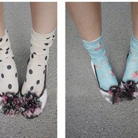 Retro Style Candy Color Lengthening Silk Stockings China Wholesale - Everbuying.com