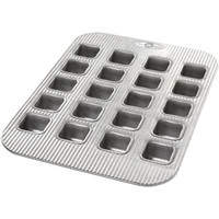 USA Pans Brownie Pan (Makes 20 Brownies)