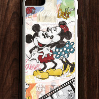 Minnie And Mickey Mouse Cartoon iPhone 6 Plus | 6S Plus Case