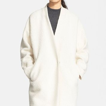 Women's rag & bone 'Zona' Alpaca Blend Coat,