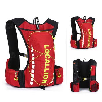 Cycling Backpack / Hiking Fishing Bag - Red (20~25L)