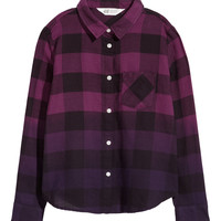 H&M Flannel Shirt $12.99