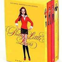 Pretty Little Liars Box Set: Pretty Little Liars / Flawless / Perfect / Unbelievable