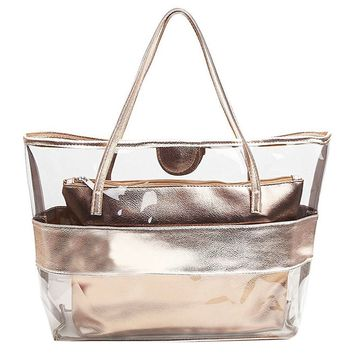 Waterproof Clear Bag 3 Colors
