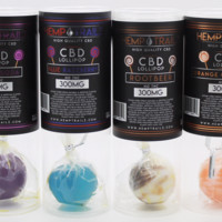 Hemp Trailz CBD Lollipop 300mg