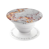 Gray Gold Marble PopSocket®