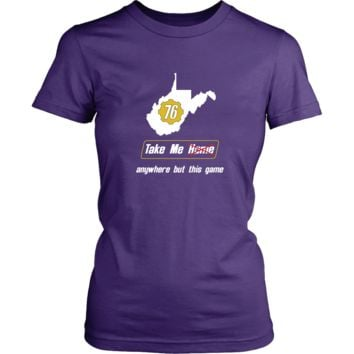Fallout 76 Take Me Away From This Game Women's T-Shirt