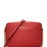 MICHAEL Michael Kors Jet Set Travel Large East/West Cross-Body Bag | Dillards.com
