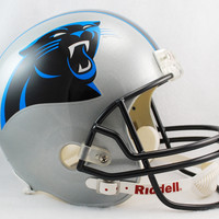 Riddell Carolina Panthers Riddell Deluxe Replica Helmet