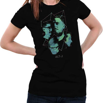 Alt-J Woman T-Shirt