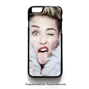 Miley Cyrus Noh8 for iPhone 4 4S 5 5S 5C 6 6 Plus , iPod Touch 4 5  , Samsung Galaxy S3 S4 S5 Note 3 Note 4 , and HTC One X M7 M8 Case Cover