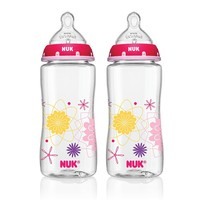 Nuk 2-pk. 10-oz. Advanced Orthodontic Bottles