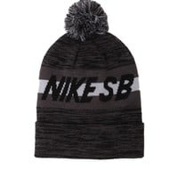 Nike SB Straight Hit Pom Beanie - Mens Hats