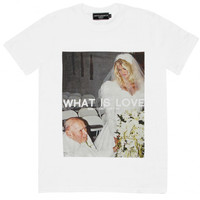 WHAT IS LOVE TEE