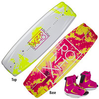 Ronix Krush Wakeboard With Luxe Bindings - Overton's