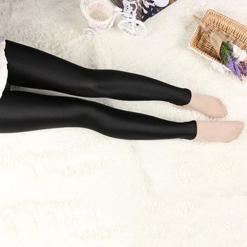 1x Sexy Beauty Women's Leggings High Stretched Fitness Clothing Ballet Dancing Pant