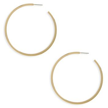 Halogen Large Hoop Earrings | Nordstrom