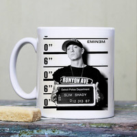 Eminem Runyon Ave - Mug With Attractive Design