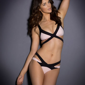 View All Swimwear by Agent Provocateur - Mazzy Bikini Bra