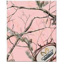 Realtree Outfitters AP Pink Camo 2-Pocket Folder