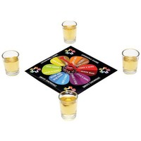 Last Man Standing Drinking Spinner Game