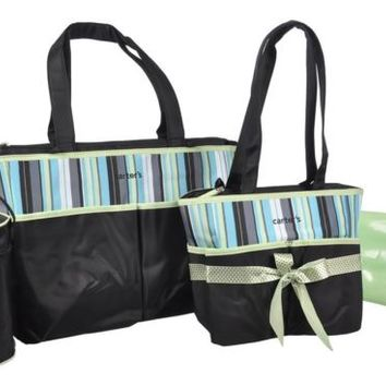 Carters 5 Piece Baby Boy Girl Diaper Bag From Fabb By