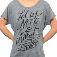 To Write Love on Her Arms Official Online Store - Unsilent Scoop Shirt
