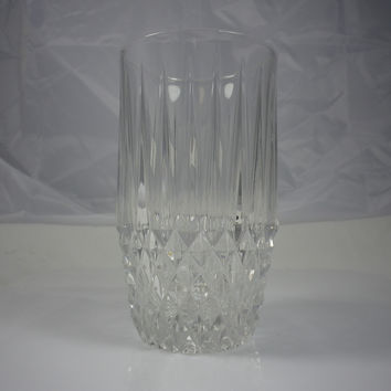 Fostoria Stratton Crystal Hi Ball Glassware