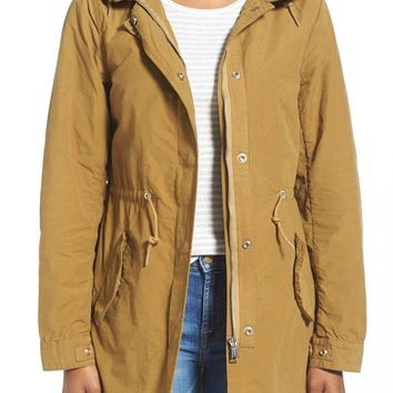 Penfield 'Almondbury' Hooded Drop Tail Jacket | Nordstrom