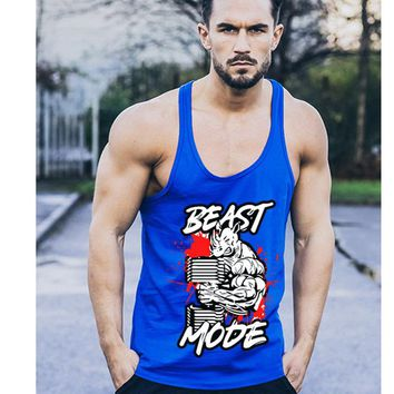 Beast Mode - Fitness tank Top