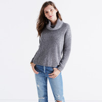 Donegal Convertible Turtleneck Sweater