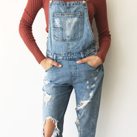 Emily Dungarees