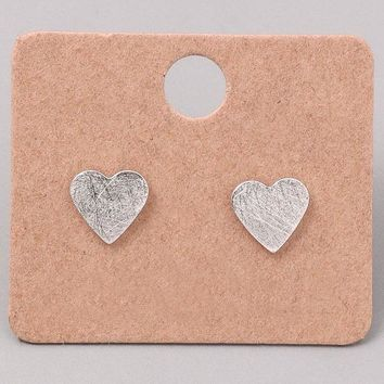 From The Heart Earrings