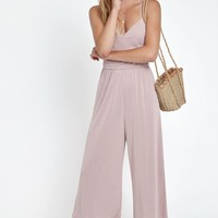 Kendall and Kylie Cupro Jumpsuit at PacSun.com