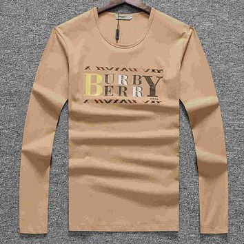 Trendsetter Burberry Women Men Fashion Casual Top Sweater